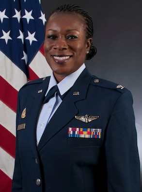 Official Photo of Col. Melinda Sutton
