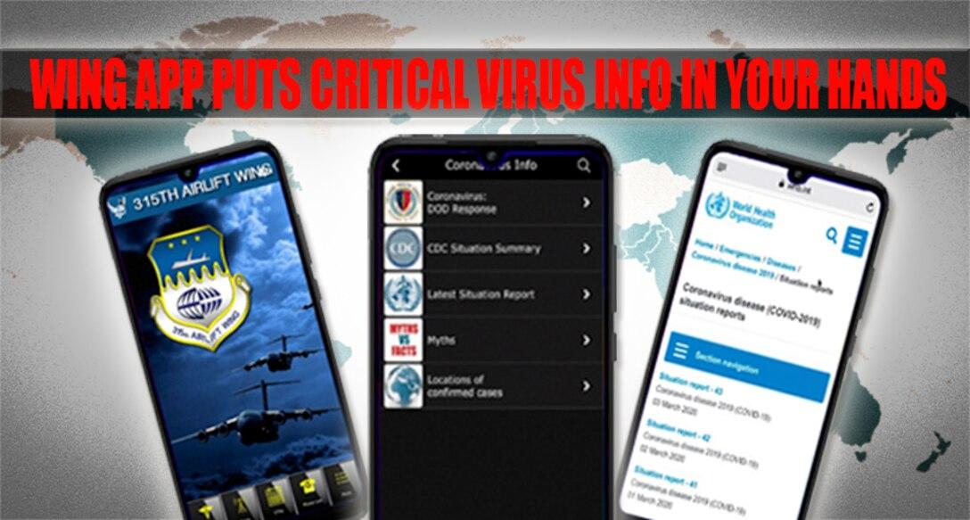 Wing app puts critical virus info in your hands