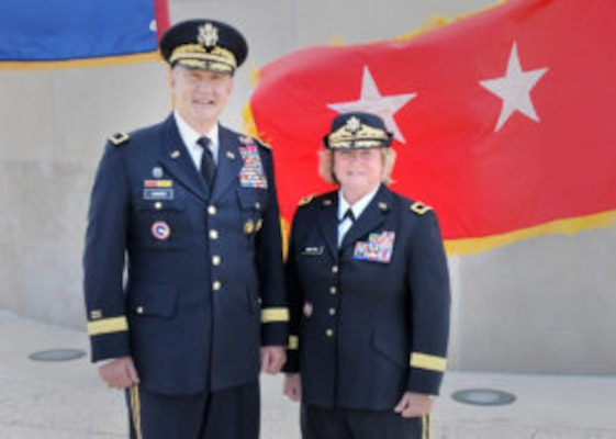 Martin promoted to brigadier general