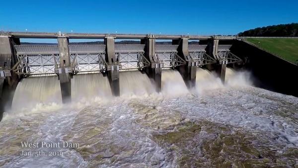 West Point Dam