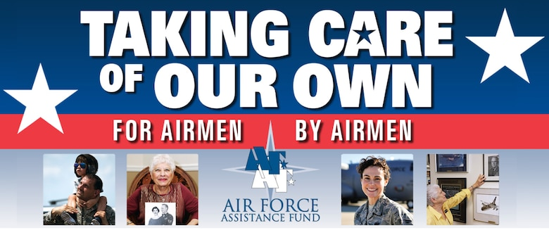 The Air force Assistance Fund offers an opportunity for Airmen to support their wingmen in need via one-time or recurring donation.