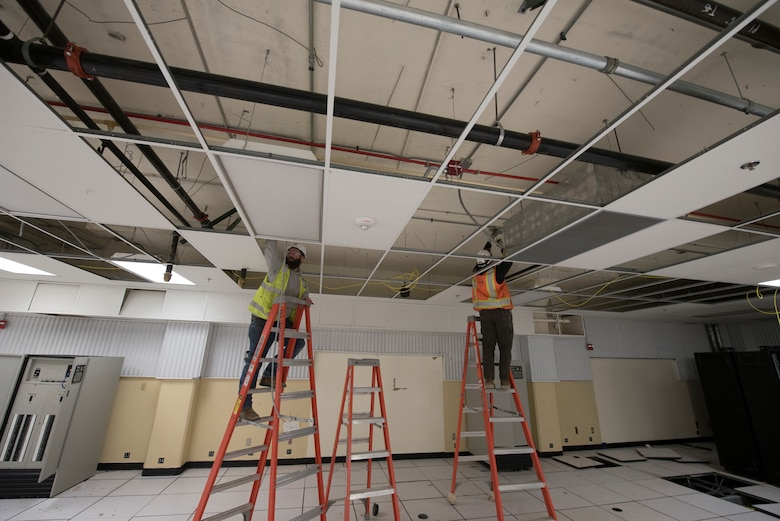 Construction begins on new facility to house key NC3 system (SACCS)