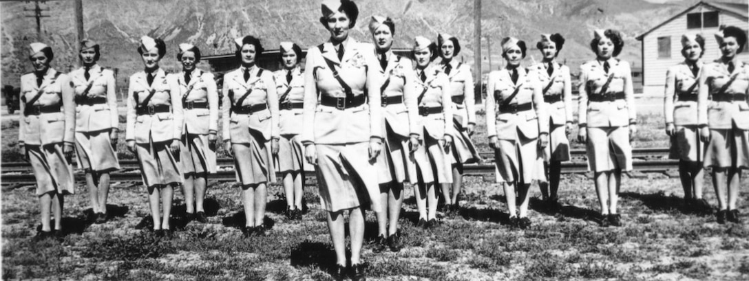 The 907th Women's Army Auxiliary Corps (WAAC) Post Headquarters Company activated at Hill Field on July 15, 1943.