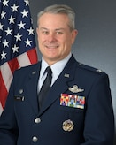 This is the official photo of Col. Craig McPike, 94th Airlift Wing commander.