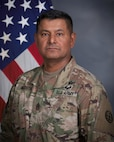 CSM Javier Acosta-State Command Sergeant Major
