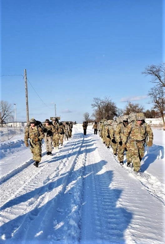 Cold-Weather Training