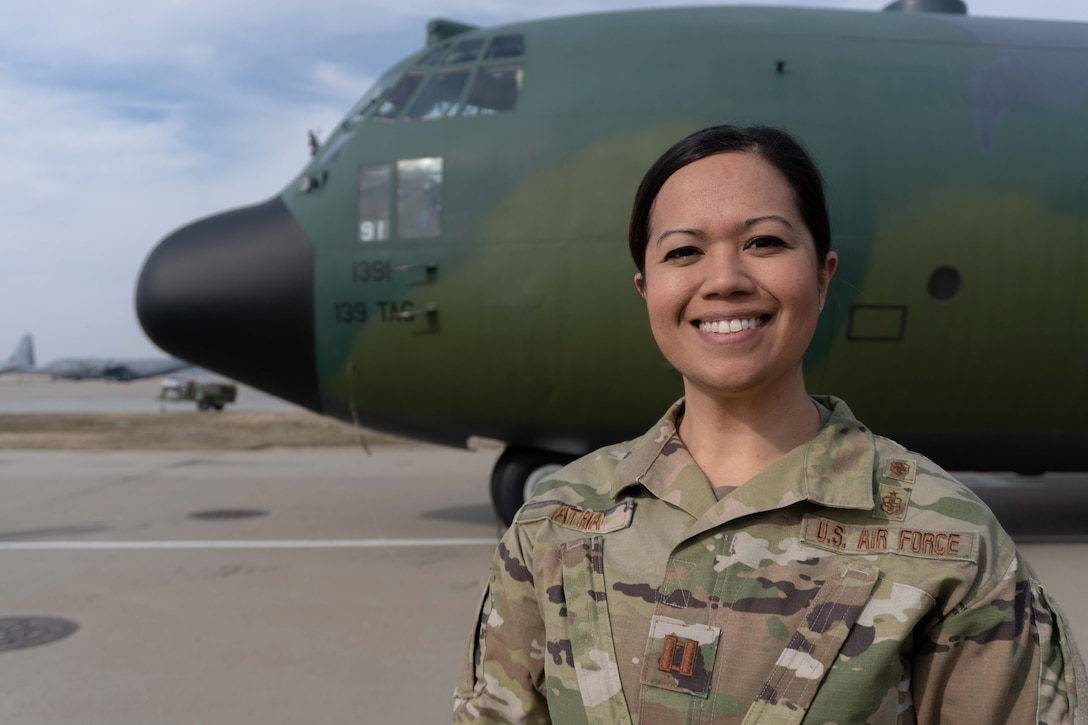 Airman uses organizational skills to complete missions