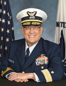 Photo of Rear Admiral Andrew M. Sugimoto