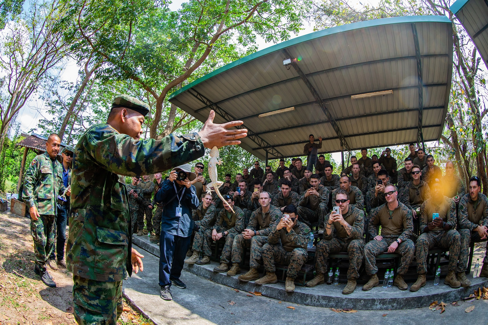 Thai, US Marines Strengthen Bonds for Another Year
