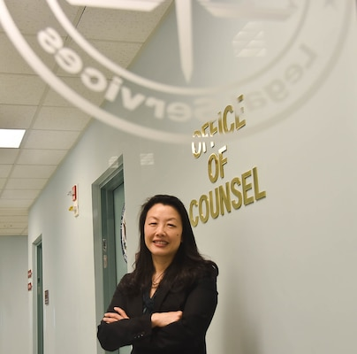 Far East District welcomes new Assistant District Counsel
