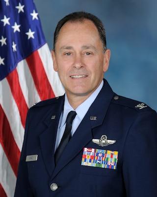 340th FTG Command Change