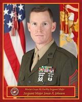 Sergeant Major Jonas A. Johnson