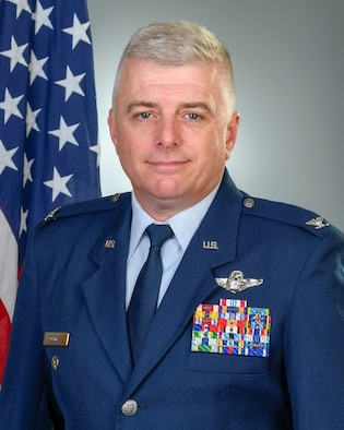 Col. Casey P. Dodds, 910th Airlift Wing vice commander