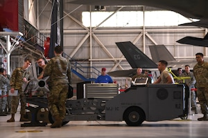 33rd Fighter Wing Annual Weapons Load Competition
