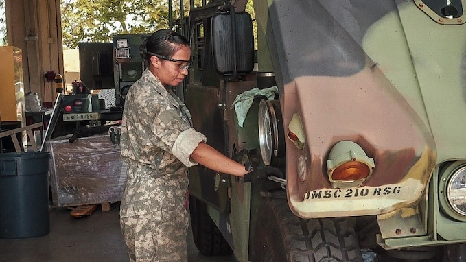 U.S. Army Reserve-Puerto Rico highlights contributions of female Soldiers