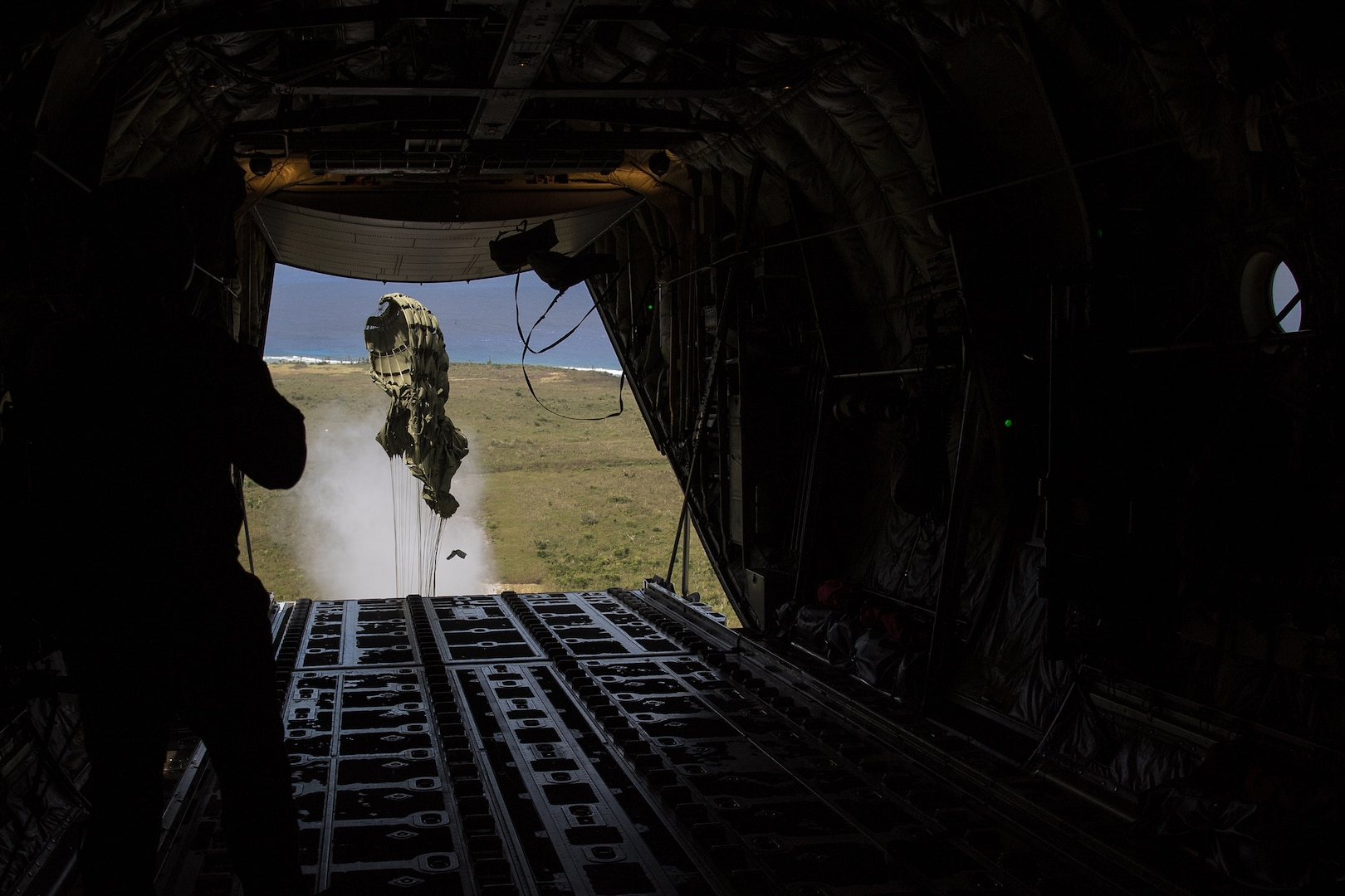 815th Flying Jennies Deliver Airlift Ops in Cope North 20