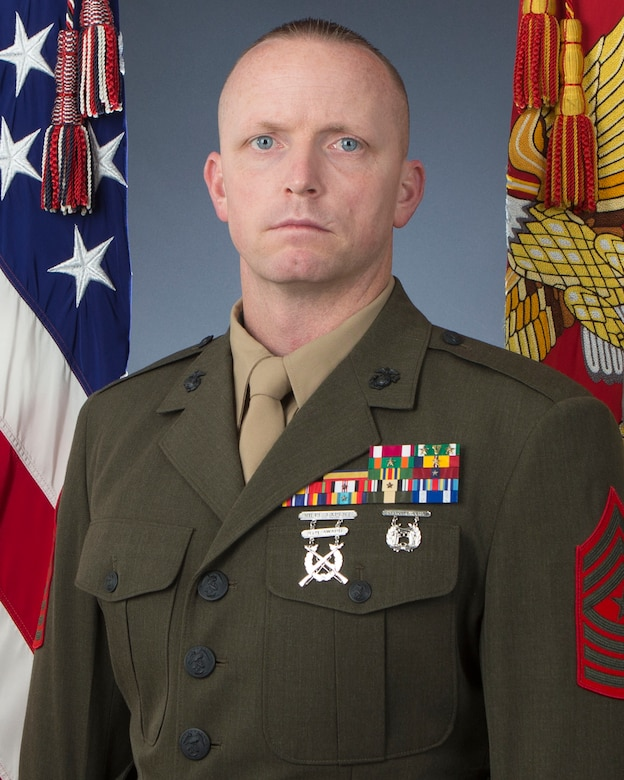 Sergeant Major Charles N. Latour