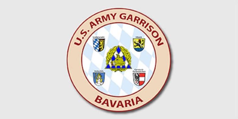US Army Garrison Bavaria crest