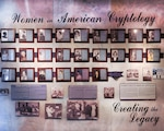 Women in American Cryptology Wall