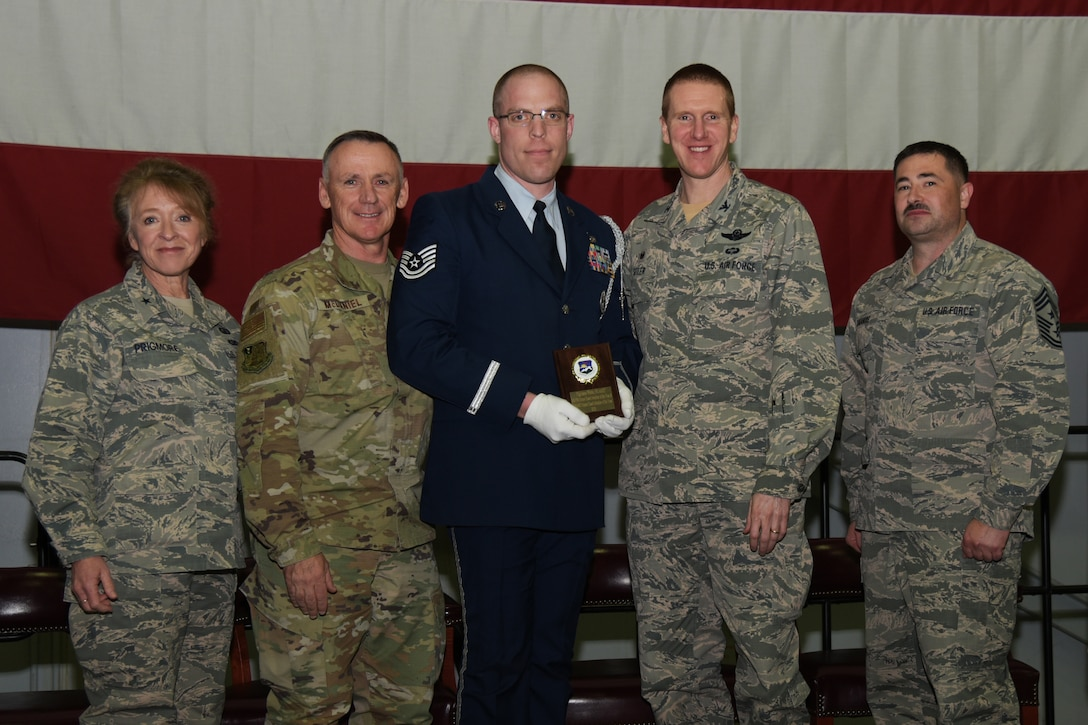 142nd Fighter Wing holds Second Annual Awards Banquet