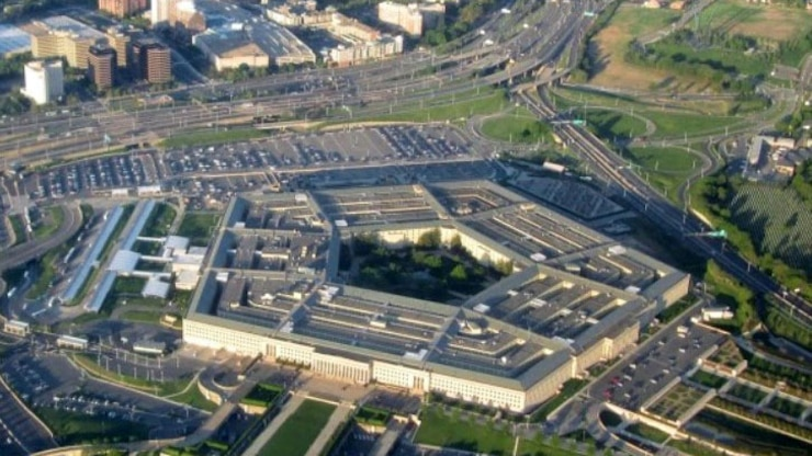 Welcome to the Pentagon