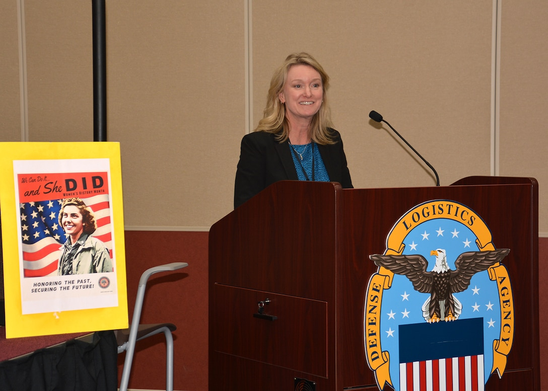Greatness in the struggle: speaker encourages women to push through challenges