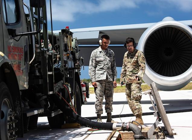 Airman's Innovative Idea Grants New Capability to Refueling Truck