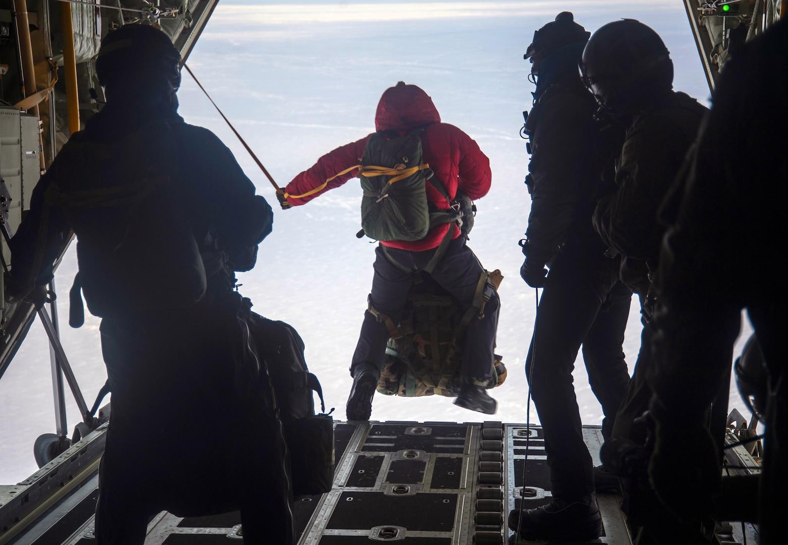 Alaska National Guard's Exercise Arctic Eagle 2020 Wraps Up