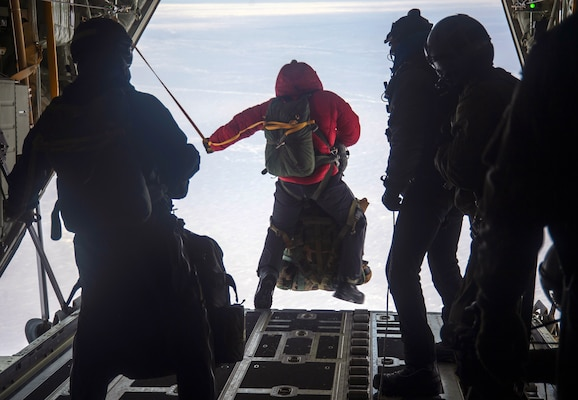 Alaska National Guard's Exercise Arctic Eagle 2020 Wraps Up