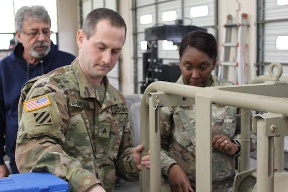 Soldier's Reserve Career Fuels Civilian Career Success