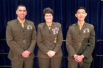 MCTSSA Marines recognized for naval integration efforts
