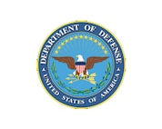 Thumbnail of official Dept. of Defense logo.