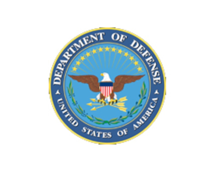 Thumbnail of official Dept. of Defense logo.