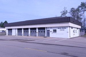 The 14th Force Support Squadron plans to reopen the auto hobby shop. The shop will be provided with tools and will be a self-help shop to begin with. (U.S. Air Force photo by Airman Davis Donaldson)