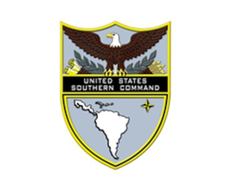 Official logo of U.S. Southern Command.