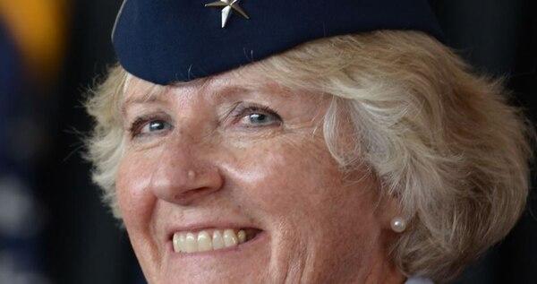 U.S. Air Force Brig. Gen. Carolyn Protzmann