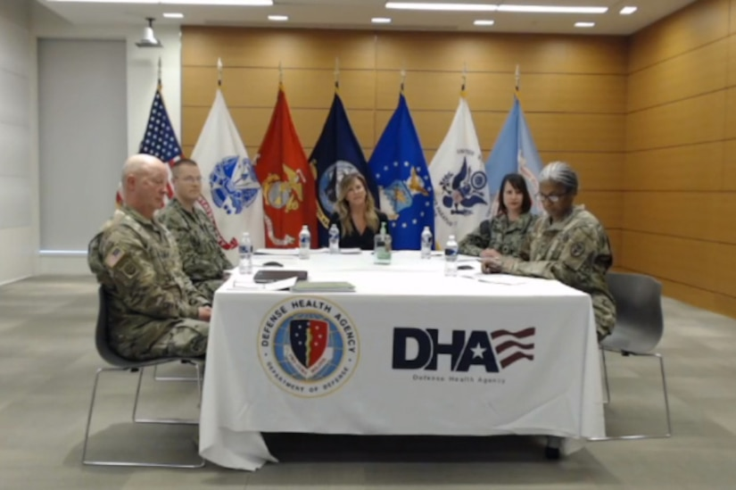 Defense Health Agency Officials Answer Questions On Covid 19