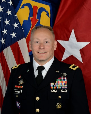 Brig. Gen. Michael T. Harvey
