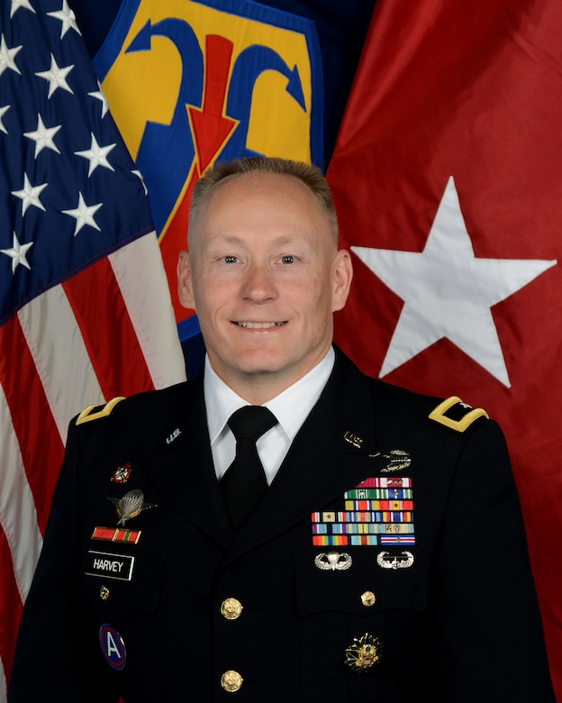 Brig. Gen. Michael T. Harvey
