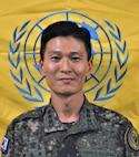 UNCMAC Deputy Secretary Col Baek Dong-geun