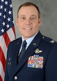 Official photo of Col. Christopher Hawn