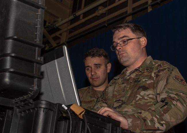 35th LRS Innovates the Cargo Deployment Function