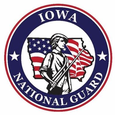 Iowa National Guard symbol
