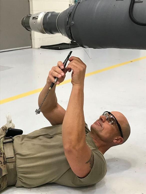 943rd maintenance Airmen continue amid COVID-19