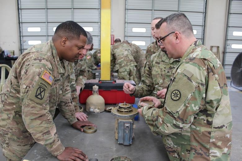 14th Quartermaster Company Increases Readiness, Interoperability