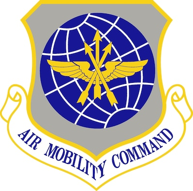 Air Mobility Command sheld