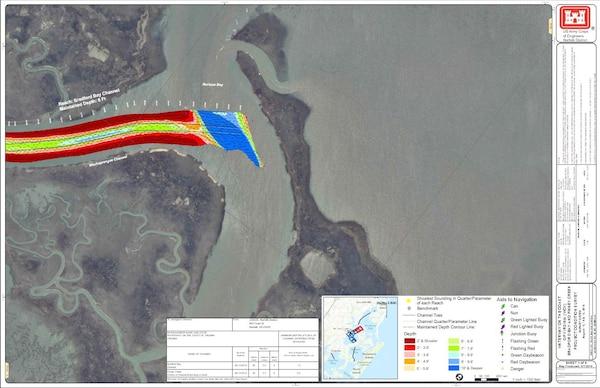 Condition Survey of Bradford Bay to Finney Creek.