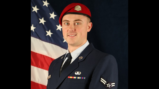 A1C Keigan Baker (U.S. Air Force file photo)
