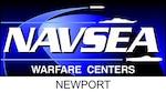 NUWC Division Newport logo.