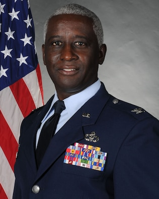 Colonel Kevin Jacobs, Commander 126th Mission Support Group, Illinois Air National Guard